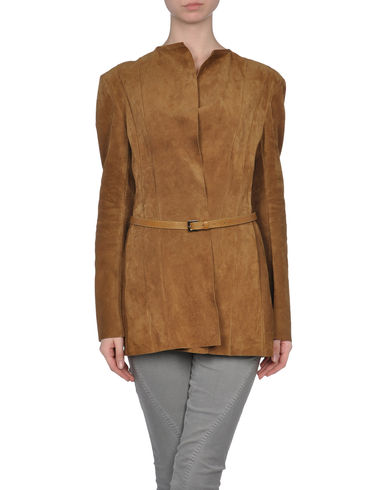 COUTURE DU CUIR - Leather outerwear