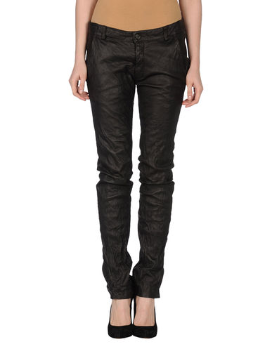 D.A. DANIELE ALESSANDRINI - Leather pants