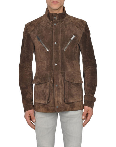 ORCIANI - Leather outerwear