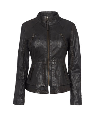 Leather outerwear Women's - I'M ISOLA MARRAS