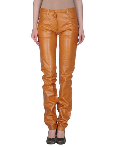 GIVENCHY - Leather pants