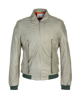 Leather outerwear Men's - CARLOS CAMPOS
