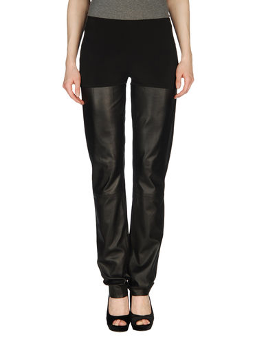 MAISON MARTIN MARGIELA 1 - Leather pants