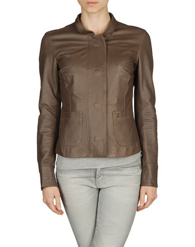 CARACTERE - Leather outerwear