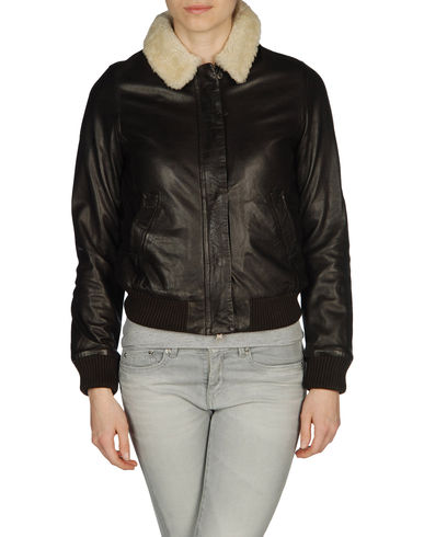 PAUL & JOE SISTER - Leather outerwear