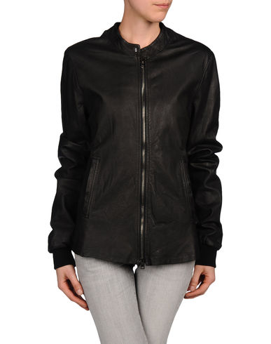 10 SEI 0 OTTO - Leather outerwear
