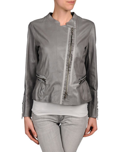 SYLVIE SCHIMMEL - Leather outerwear