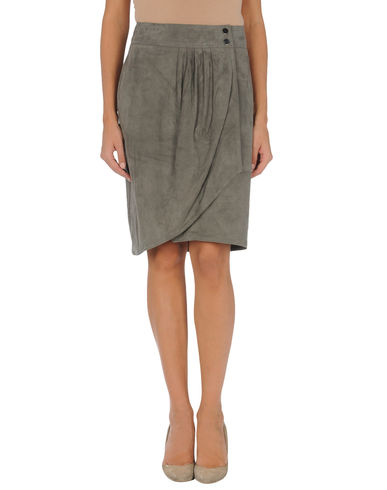 OLEA - Knee length skirt