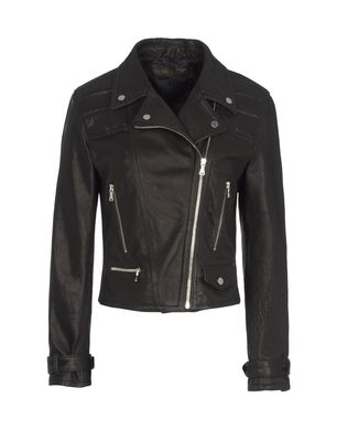 Leather outerwear Women's - NEIL BARRETT