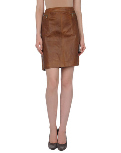 MICHAEL MICHAEL KORS - Knee length skirt