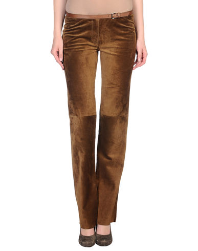 PRADA - Leather pants