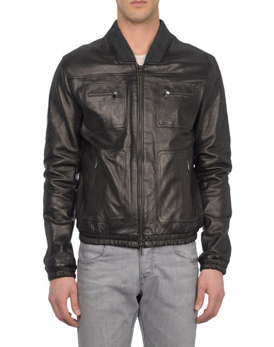 HOTEL - Leather outerwear