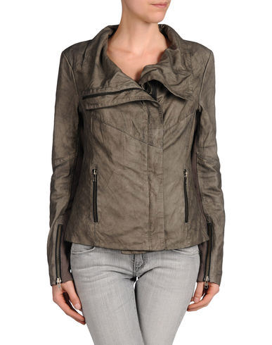 MUUBAA - Leather outerwear