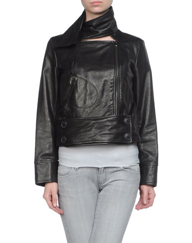 VIVIENNE WESTWOOD ANGLOMANIA - Leather outerwear