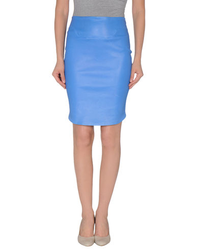 MUGLER - Knee length skirt