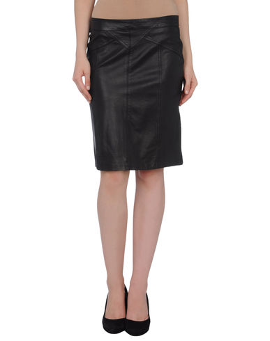 MARC BY MARC JACOBS - Leather skirt