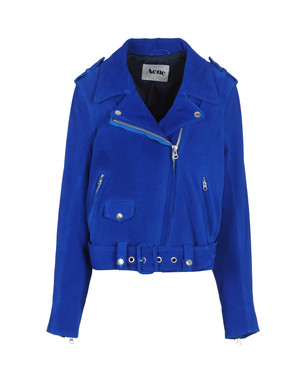 Leather outerwear Women's - ACNE