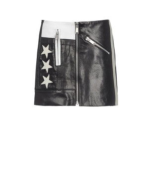 Leather skirt Women's - ACNE