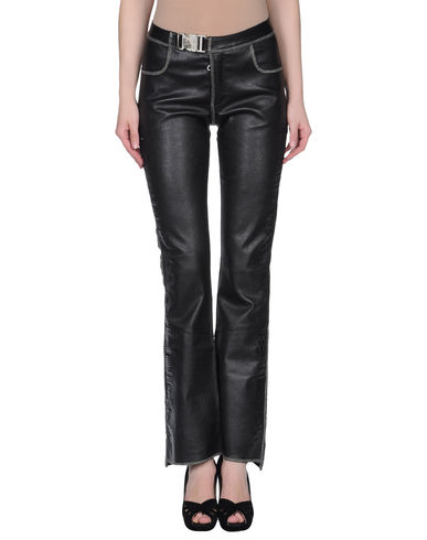 GARAGE - Leather pants