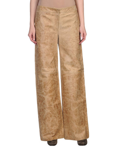 MARNI - Leather pants