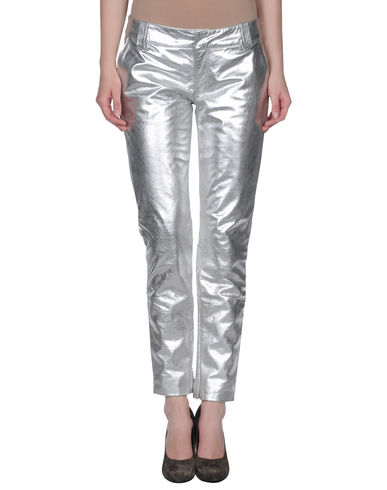 RICHARD NICOLL - Leather pants