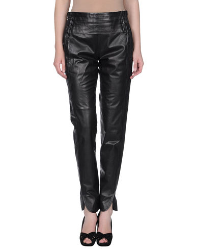 ALEXANDER WANG - Leather trousers