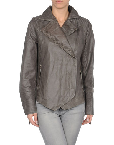 PEPE JEANS 73 - Leather outerwear