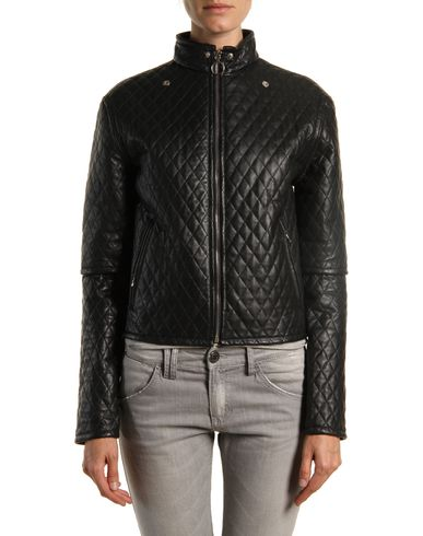 MM6 by MAISON MARTIN MARGIELA - Leather outerwear