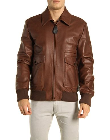 MAISON MARTIN MARGIELA 14 - Leather outerwear