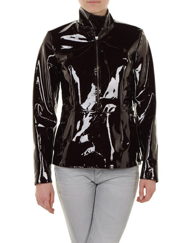 MAISON MARTIN MARGIELA - Leather outerwear