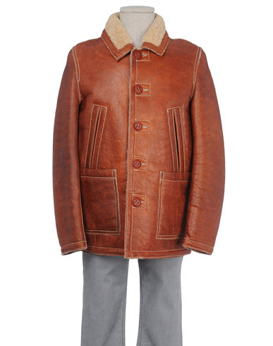 I PINCO PALLINO I&amp;S CAVALLERI - Leather outerwear