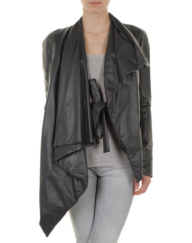 GARETH PUGH - Leather outerwear