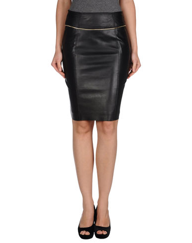 ATOS LOMBARDINI - Leather skirt