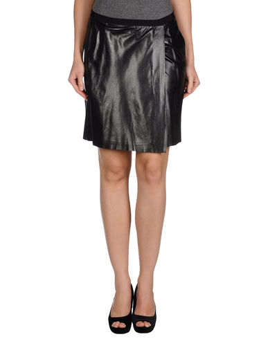 STRENESSE GABRIELE STREHLE - Leather skirt