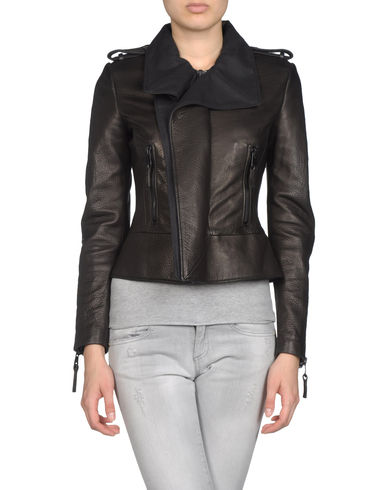 VIKTOR & ROLF - Leather outerwear