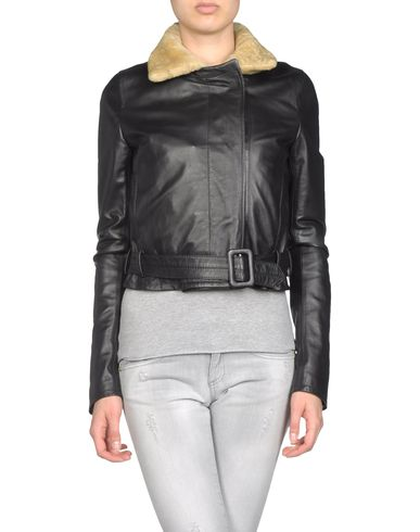 MAISON MARTIN MARGIELA 1 - Leather outerwear