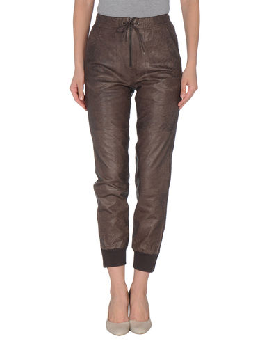 MM6 by MAISON MARTIN MARGIELA - Leather pants