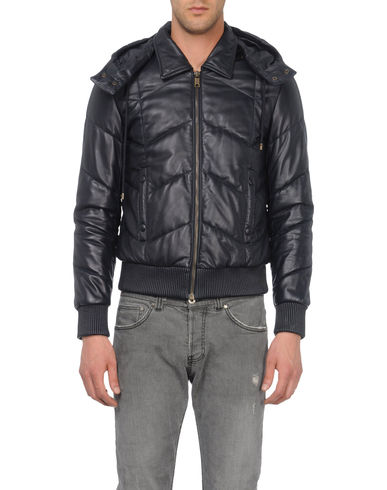 MARC JACOBS - Leather outerwear