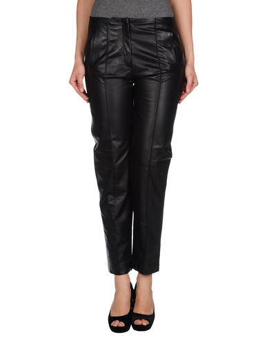VIKTOR & ROLF - Leather trousers