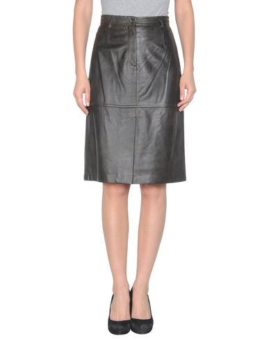 WEEKEND MAX MARA - Leather skirt
