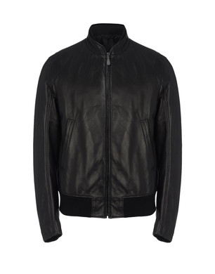 Leather outerwear Men's - ZZEGNA