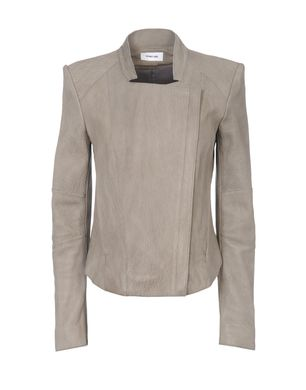 Manteau en cuir Femme - HELMUT LANG