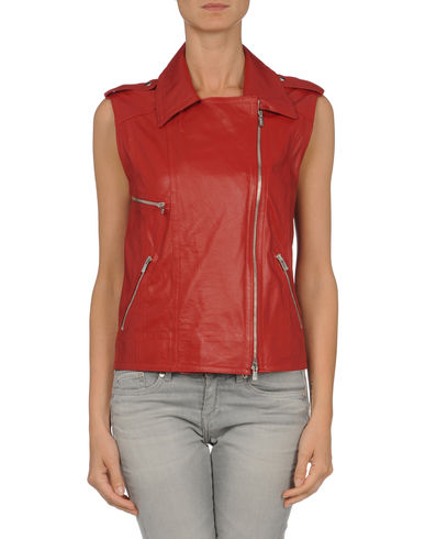DINOU by JOAQUIM JOFRE' - Leather outerwear