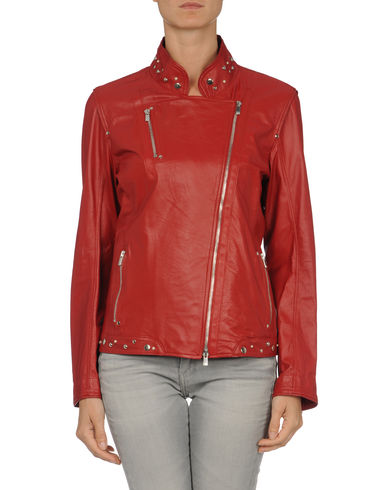 DINOU by JOAQUIM JOFRE&#39; - Leather outerwear