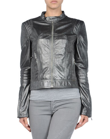 GALLIANO - Leather outerwear