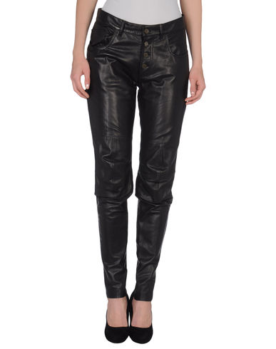 TAVERNITI COUTURE PARIS - Leather pants