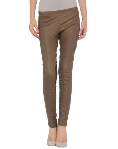 HACHE - Leather pants