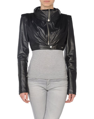 MISS SIXTY - Leather outerwear