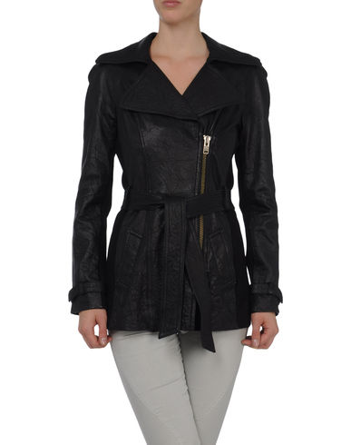 CATHERINE MALANDRINO - Leather outerwear