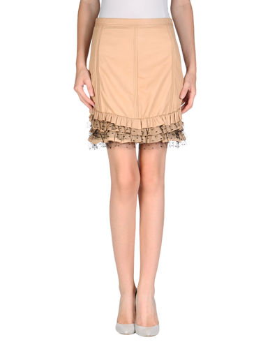 REDValentino - Leather skirt
